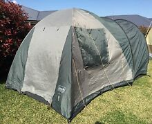 4 person Colman Lakeside Tent camping gear cooking stove gas Raworth Maitland Area Preview