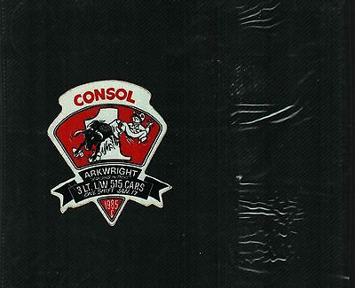 Nice Arkwright Consol Coal Co  Coal Mining Sticker   948