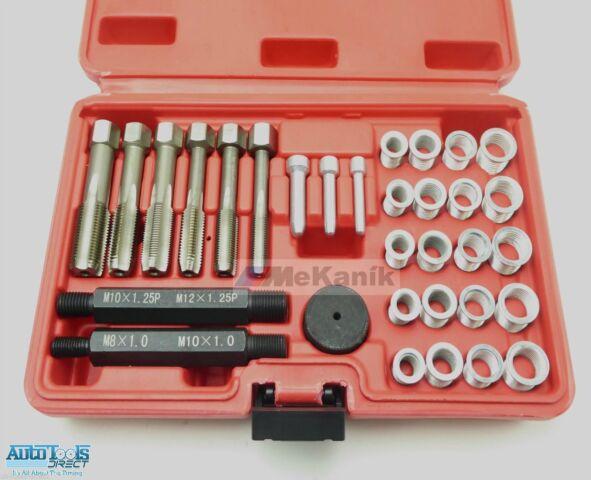 Mekanik 3pcs Glow Plug Reamer Set