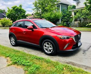 2018 Mazda CX-3 special edition + addons (lease takeover)