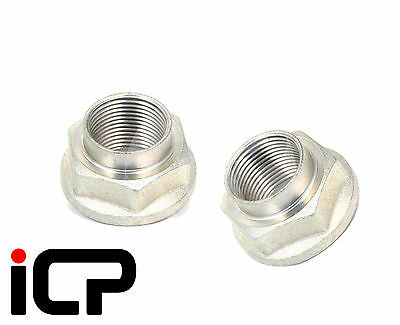 GENUINE Drive Shaft Hub Nuts Fits Subaru Impreza Legacy Forester BRZ 92-15