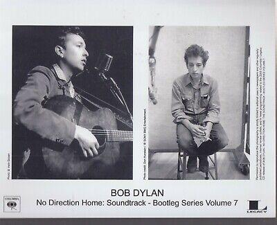 2x bob dylan no direction home soundtrack bootleg series volume 7