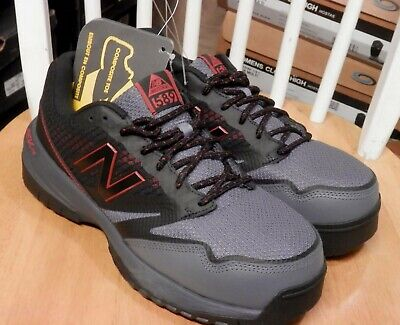 - New Balance Mens Composite Toe Work Electrical Shoes 589V1 / 589 Sz 8 EE ( 2E )