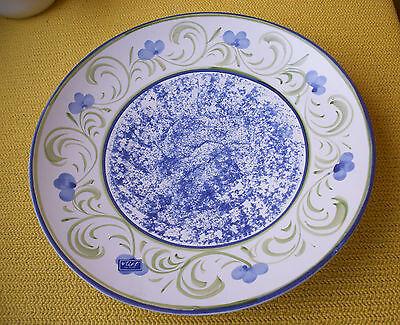Gebraucht, Großer Deko Keramik/Porzellan Teller v R&B - Serie - Flirt -1259- Geschirr *NEU* gebraucht kaufen  Bremen