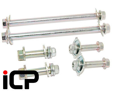 Lower Suspension Arm Front Bolt Kit Fits Subaru Impreza 92-14 WRX STi RA