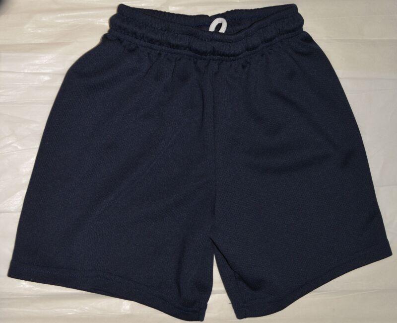 Flynn and Ohara navy gym shorts - Size YS