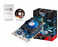 HIS AMD R7 240 iCooler Boost Clock 2GB DDR3 Graphics Card Fremantle Fremantle Area Preview
