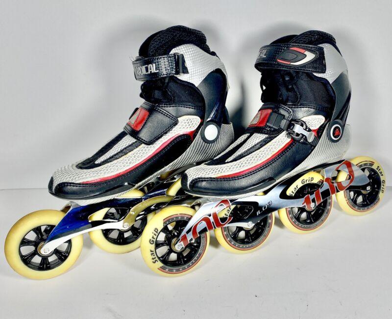 K2 Radical ILQ9 Carbon Inline Speed Skates Men
