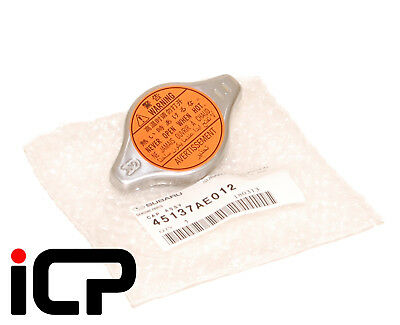 Genuine Radiator Cap 45137AE012 Fits: Subaru Legacy Outback 3.0 EZ30D 00-09