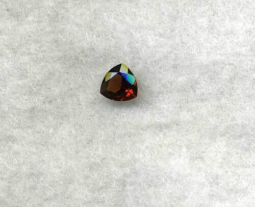 RED SYMPHONY!  8mm Trilliant (trillion) Natural Mozambique Garnet– 1.85ctw min