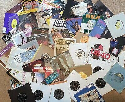 "7"" Vinyl Singles 60s/70s/80s/90s: Pick from 900+Records. 99p each Buy 6, 1 FREE!"