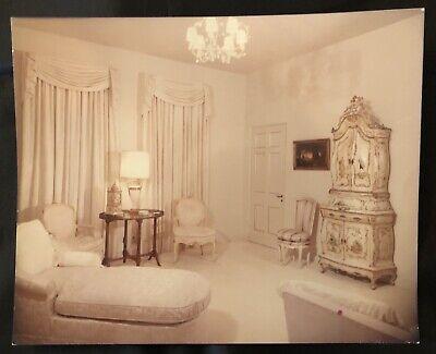 MARY HARTLINE DONAHUE-Hand Painted Dresser,VIA BELLARIA ,Personally Autographed