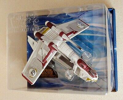 Star Wars Action Fleet REPUBLIC GUNSHIP Micro Machines Hasbro 2002