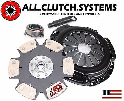 ALL CLUTCH SYSTEMS STAGE 3 CLUTCH KIT FITS HONDA ACCORD PRELUDE 22L 23L
