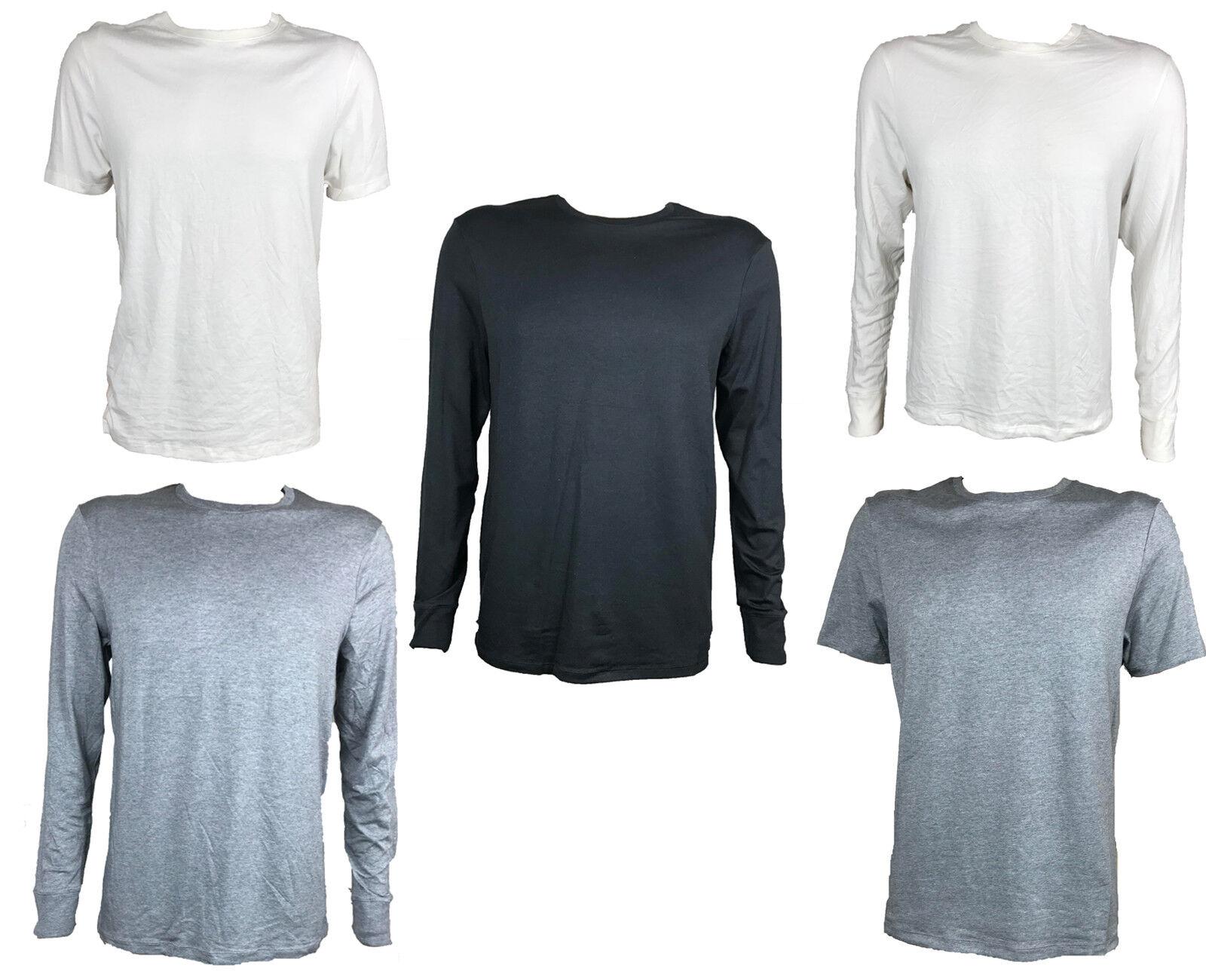 b4375fda8b11 Mens Thermal M&S Tops Ex Marks & Spencer Warm Long & Short Sleeves New