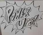 Power Ups! Toys & Comics