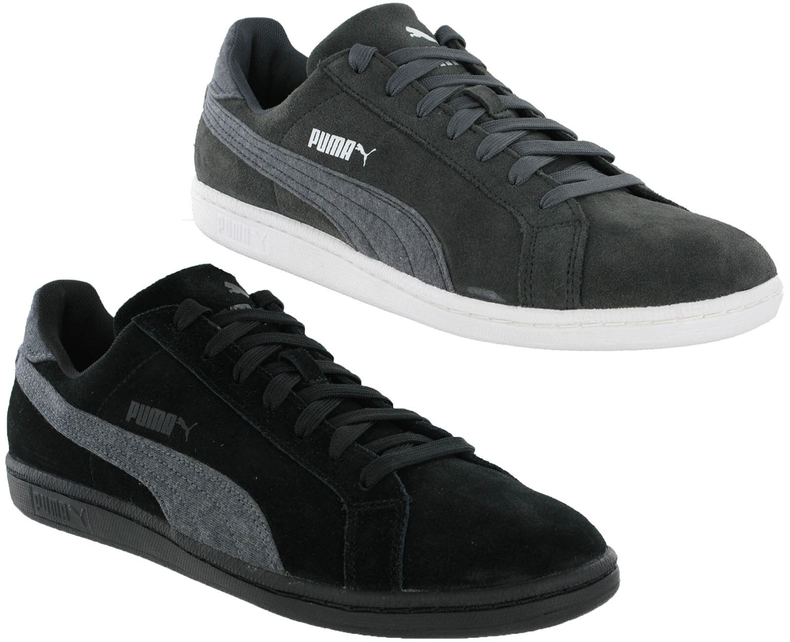 Puma Suede Classic Smash Jersey Leather