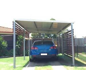 Factory moving Brand new Flat roof carport, 3mtr wide X 6mtr long Canberra City North Canberra Preview