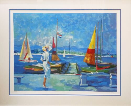 "Don Hazen ""marina Morning"" 