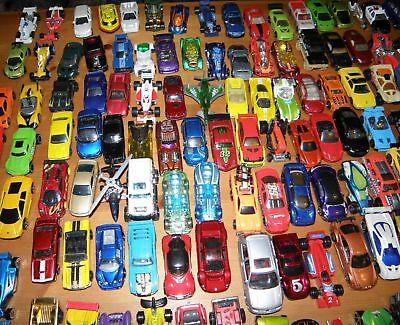 Autos 75 Spielzeugautos Autos Hot Wheels Matchbox Welly Majorette Siku Guter Zustand!