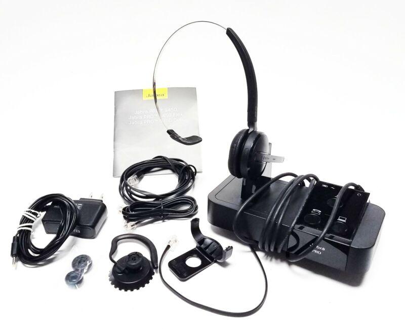Jabra pro 9400BS Black On the Ear Headset