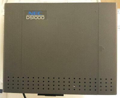 Nec Ds1000 3x8x4 Main Ksu Unit Model 80200