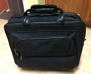 Laptop Computer Travel Bag with handle/wheels