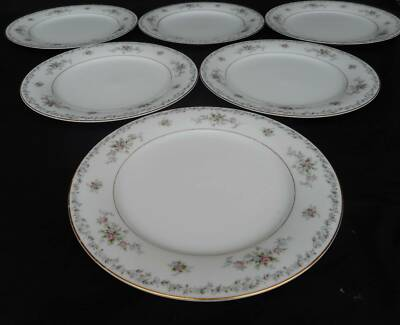 Vintage china dinner set dinnerware gumtree australia morphett 6 piece set noritake china 6305 barton pattern dinner plates fandeluxe Image collections
