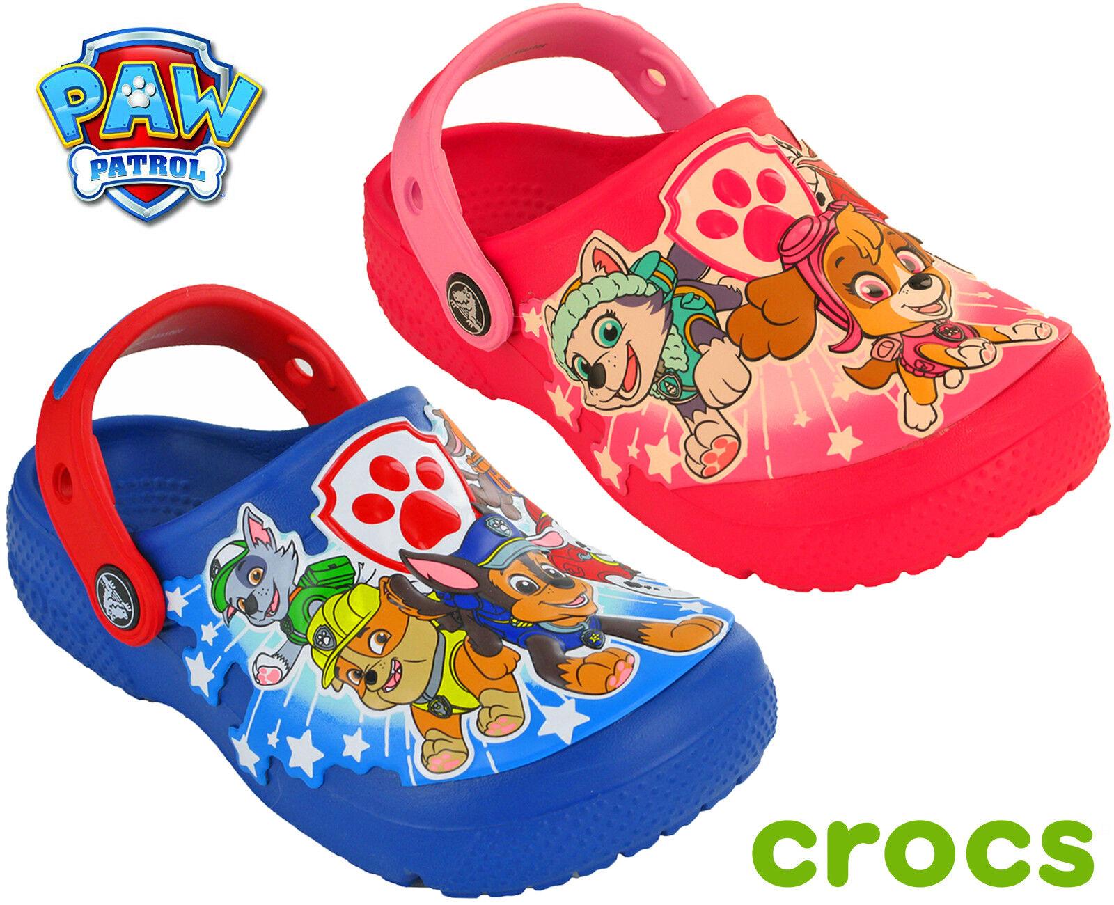 Crocs Paw Patrol Kids Clogs 2018