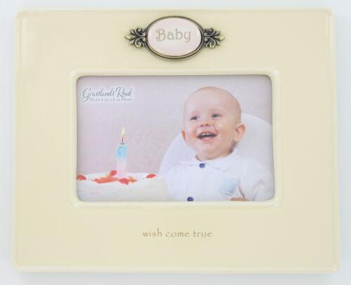 Grasslands Road Frame - Baby  Wish Come True - Cream