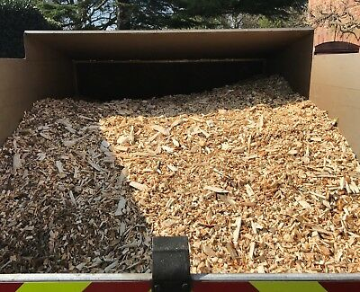 Hardwood Woodchip Loose - £50 +vat