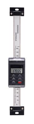 WABECO Anbaumessschieber digital 150 mm vertikal Einbaumessschieber 11371