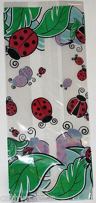 40 Ladybug Treat 5x3x11