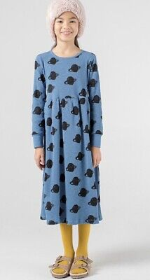 Bobo Choses All Over Big Saturn Jersey Dress 6-7Y