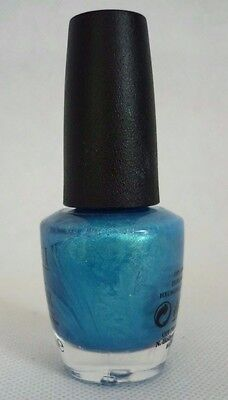 Opi Nagellack Nail Lacquer Teal the Cows come Home  NLB54 15ml ()