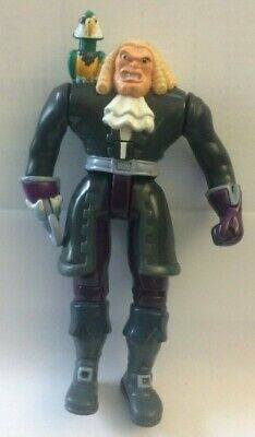 Q Inc Action Figure Fox's Peter Pan and the Pirates 6 inches (Captain Fox Star Wars)