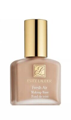 Estee Lauder Fresh Air Foundation Makeup Base Ivory Mist NEW IN BOX Free Ship