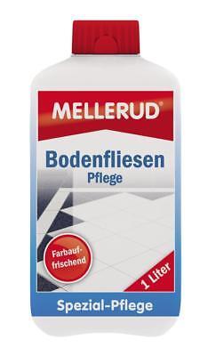 Mellerud Bodenfliesen Reiniger und Pflege für Keramik, Mamor und Stein 1,0 l