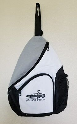 ring bearer sling back pack - Ring Bearer Backpack