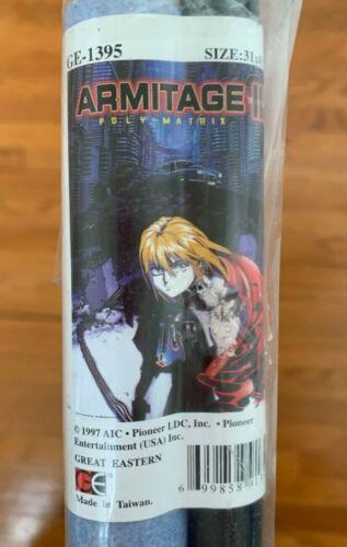 1997 Armitage III Poly-Matrix GE-1395 Anime Fabric Wall Scroll 31 x 43 in