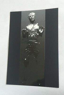 Star Wars Poster Han Solo Carbonite 53 x 158 cm