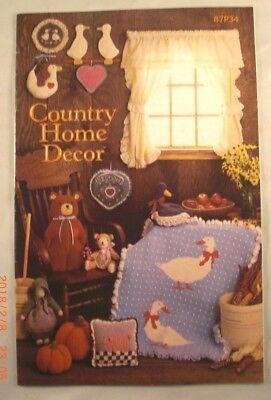 Шаблоны Country Home Decor - Annie's