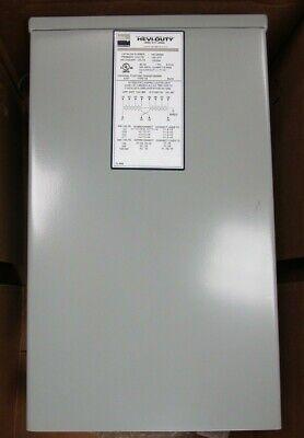 Sola Hd Isolation Transformer 5 Kva 240v 120v 120v-0-120 Hs12f5as New