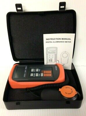 Ma1 Digital Lux Meter Lx1330b