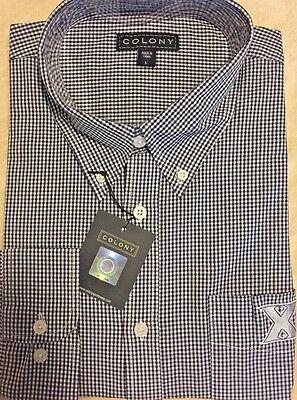 Xavier University Musketeers Mens Dress Shirt  Licensed