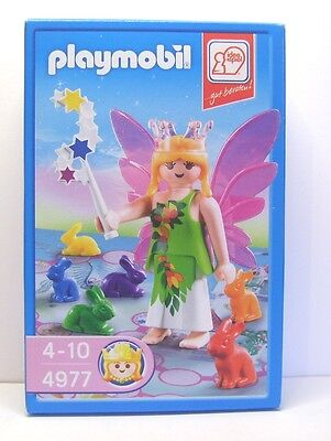 Playmobil Fee / Elfe, Sonderfigur idee+spiel, 4977, in Box