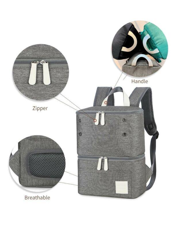 V-Cool Breast Pump Bag/Backpack