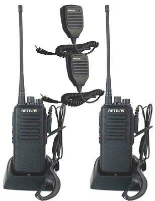 2-Pack Retevis H777 WalkieTalkie UHF400-470MHz 2-Way Radios US **FREE SHIP** segunda mano  Embacar hacia Argentina
