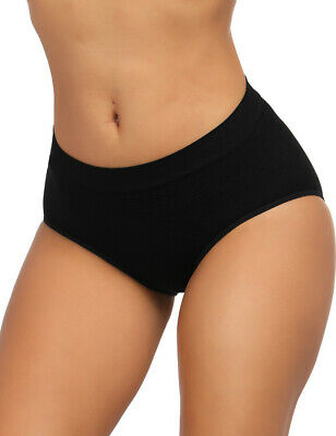 Womens Seamless Butt Lifter Booster Push-Up Padded Panty  Hip Enhancer Underwear