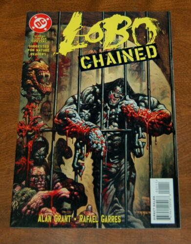 Lobo: Chained #1 NM- 9.2 Al Grant Rafael Garres Mature Readers DC Comics